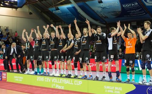 BR Volleys Europapokal