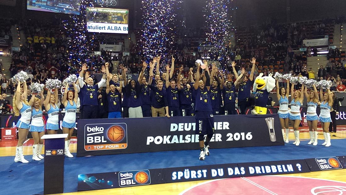 2016 German Cup Winner