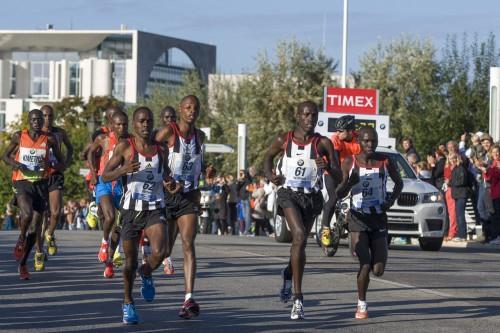 Berlin-Marathon 2012