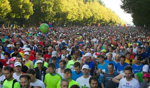 Berlin-Marathon 28.09.2014