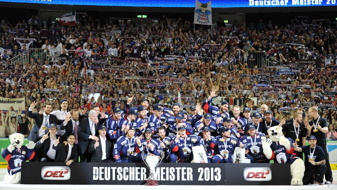 Eisbären Berlin, Deutscher Meister 2013