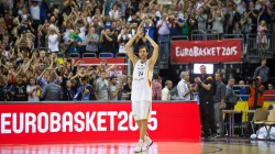 Dirk Nowitzki and the German national team at EuroBasket 2015 in Berlin