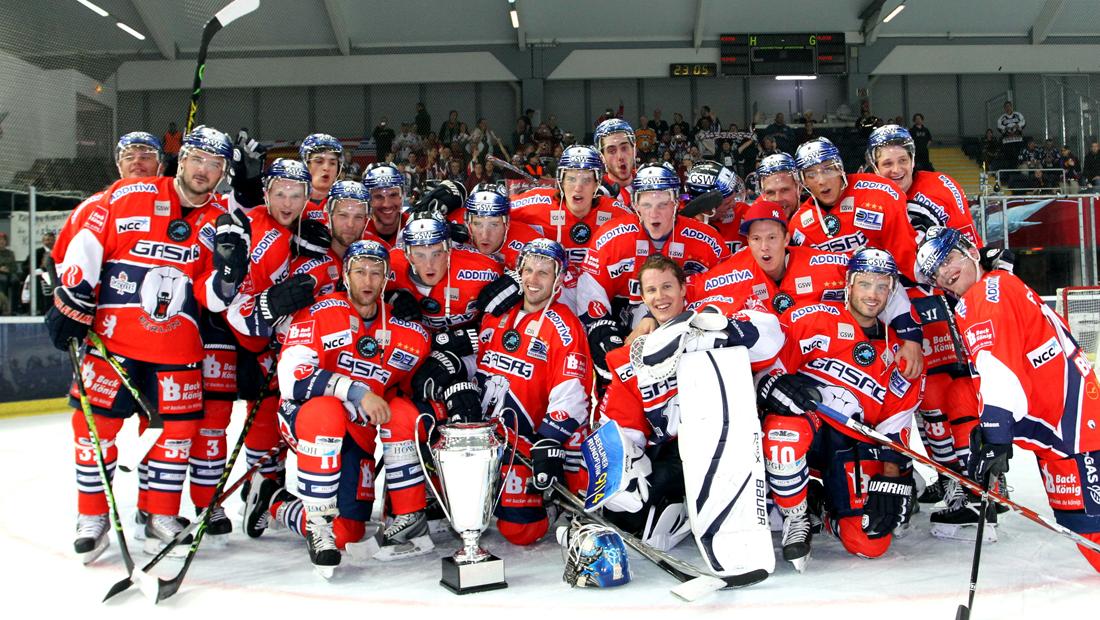 European Trophy Sieger 2010