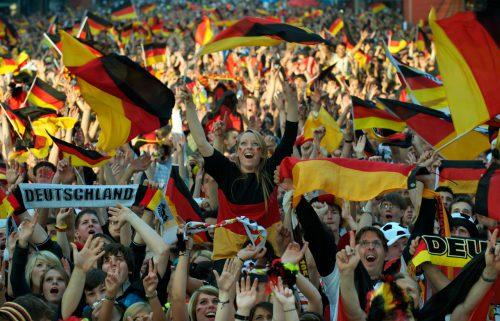 Fanmeile - Fußball Weltmeisterschaft 2010