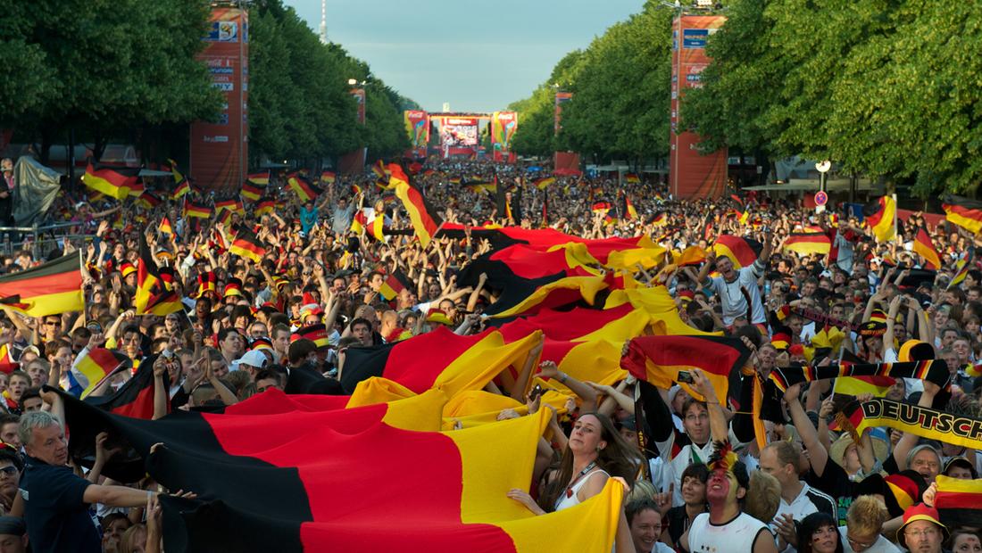 FIFA Fan Fest / Fanmeile