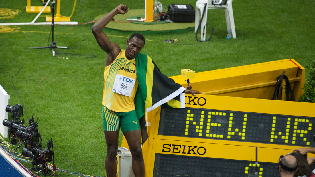 12. IAAF Leichtathletik WM 2009 in Berlin