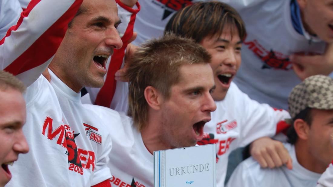 1. FC Union Berlin: Wiederaufstieg in die Regionalliga