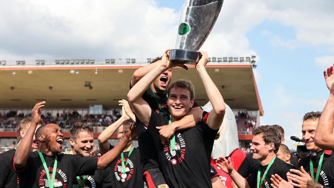 Wiederaufstieg in die 2. Fußball-Bundesliga