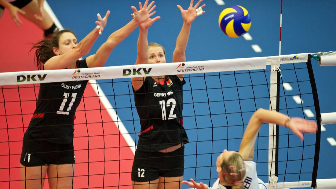 Volleyball-EM der Frauen 2013