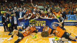 BR Volleys = Deutscher Meister 2016