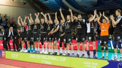 BR Volleys win the 2016 CEV European Cup