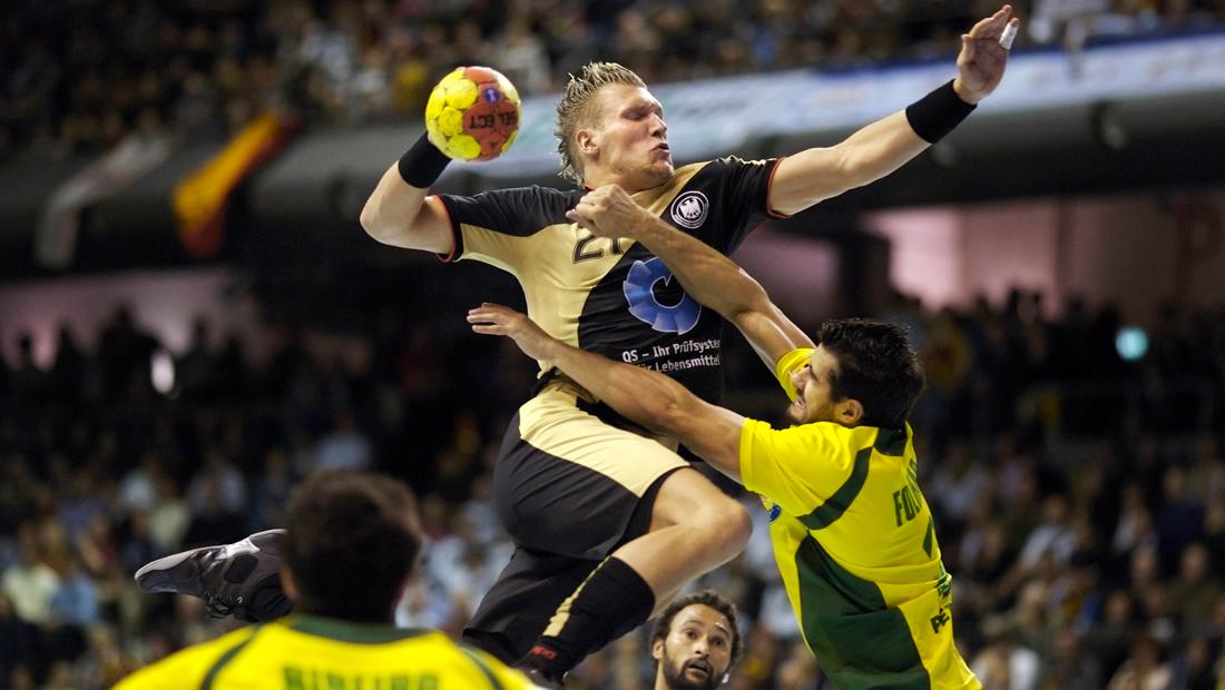 Eröffnungsspiel Handball-WM der Herren 2007